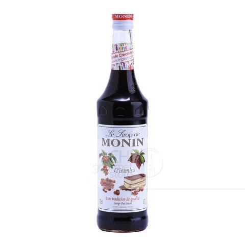 Syrup Tiramisu 700ml - Monin