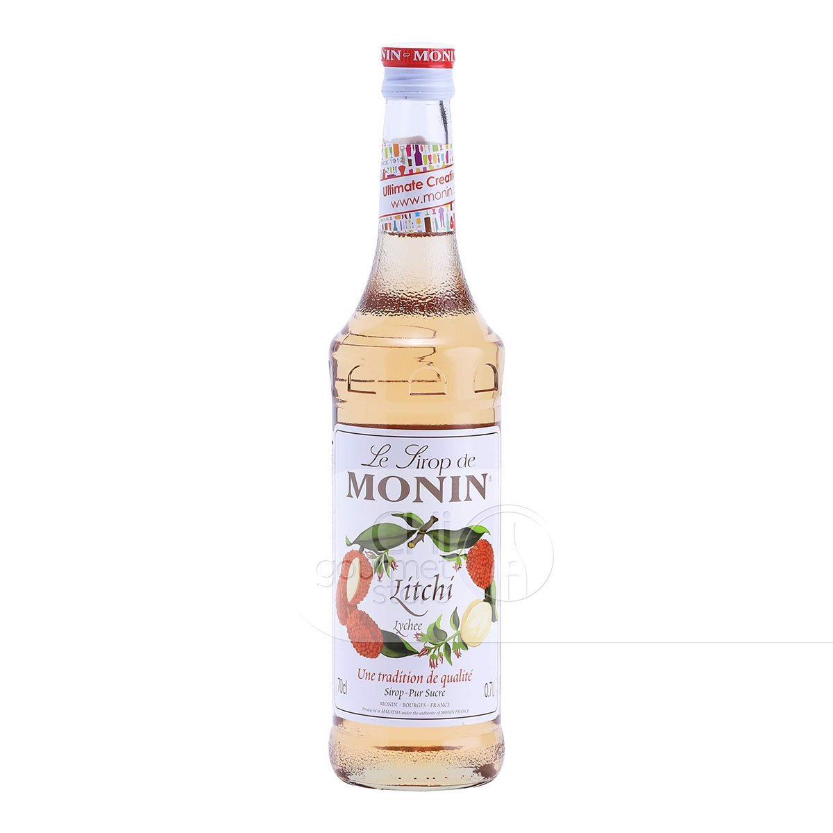 Syrup Litchi 700ml - Monin