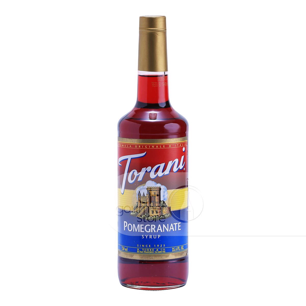 Syrup Pomegranate 750ml - Torani