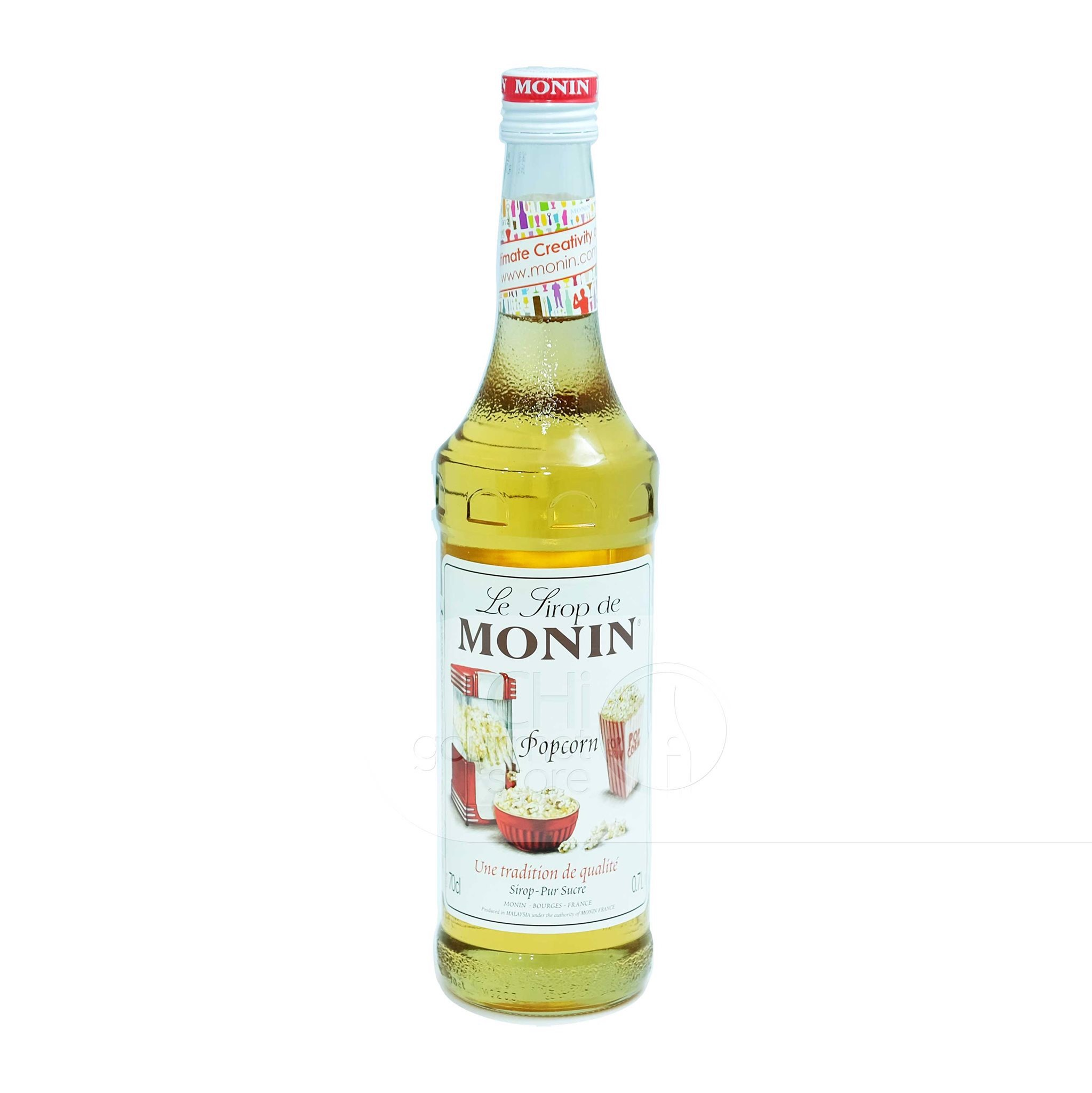 Syrup Popcorn 700ml - Monin