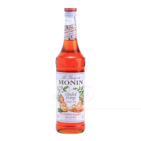 Syrup Candied Orange She 700ml - Monin