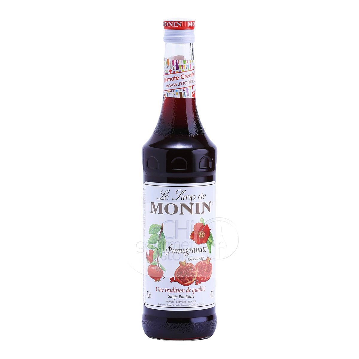 Syrup Pomegranate 700ml - Monin