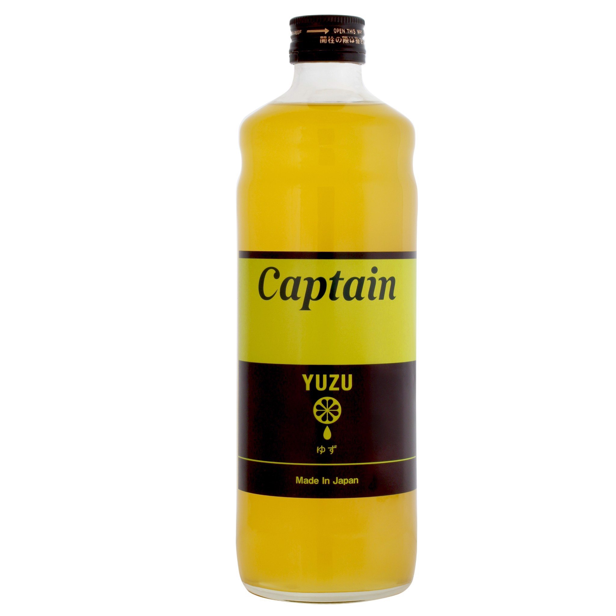 Syrup Yuzu - Captain