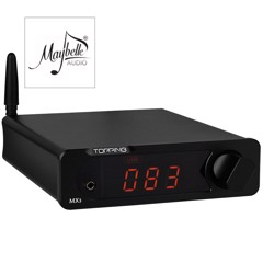 Amply Bluetooth kèm DAC Topping MX3