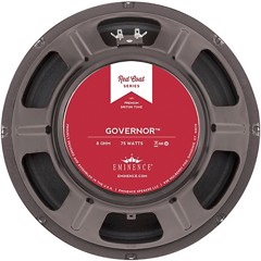 Loa guitar 30cm Eminence The Governor 8 Ohm
