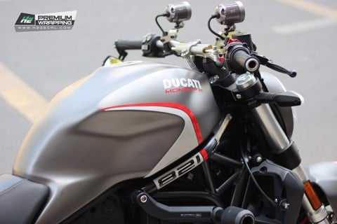 Ducati Monster- Mẫu 008