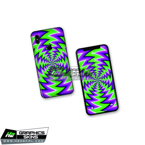 Skin iPhone X - Mẫu 011