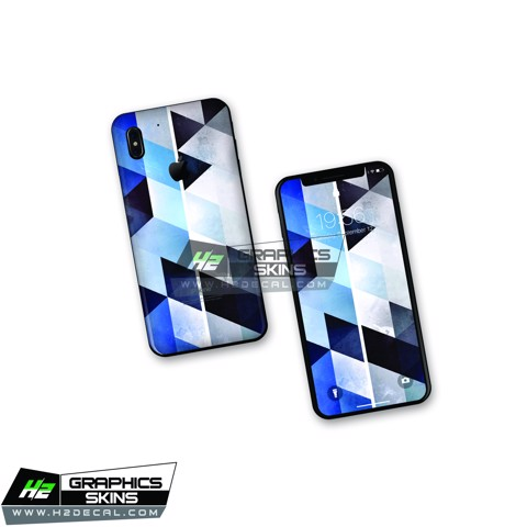 Skin iPhone X - Mẫu 003