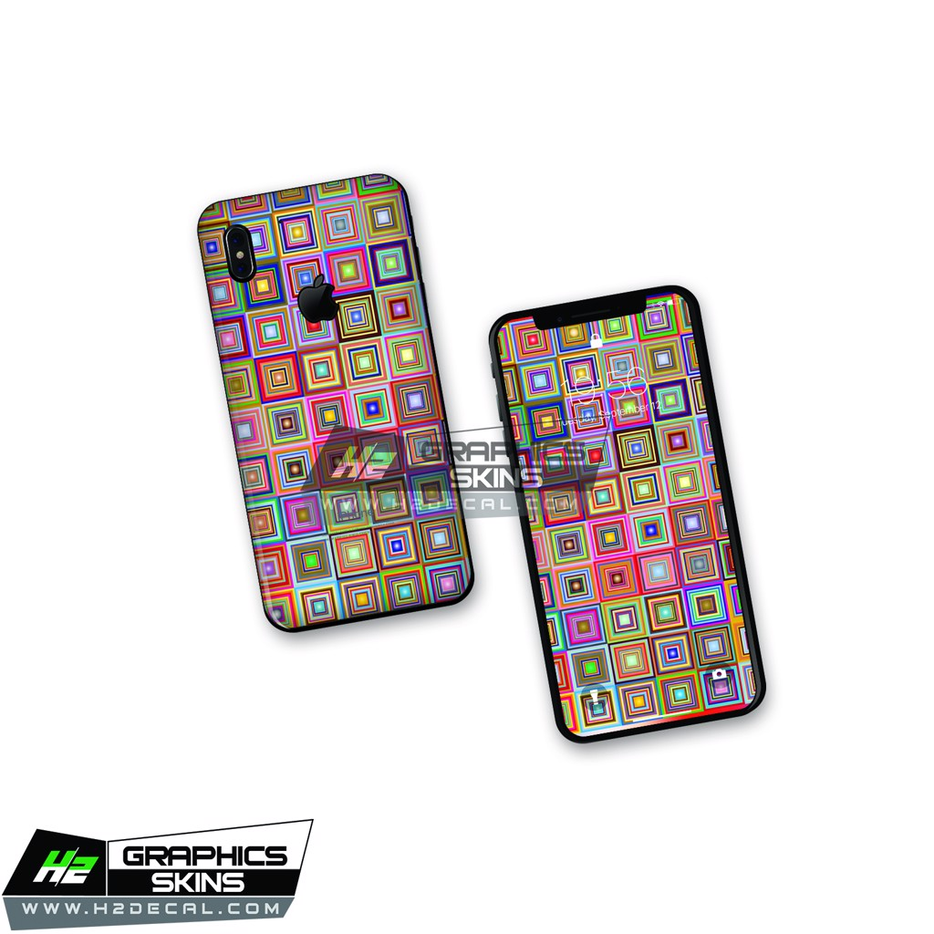 Skin iPhone X - Mẫu 004