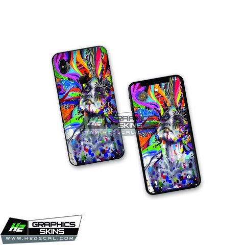 Skin iPhone X - Mẫu 006