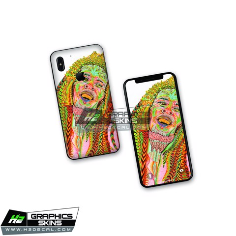 SKIN IPHONE X - MẪU 008