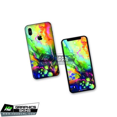 Skin iPhone X - Mẫu 009