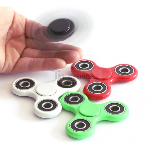 Bộ 2 Con quay giảm stress hand spinner cao cấp
