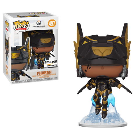Pop Games: Overwatch S5 - Pharah (Anubis) 38180
