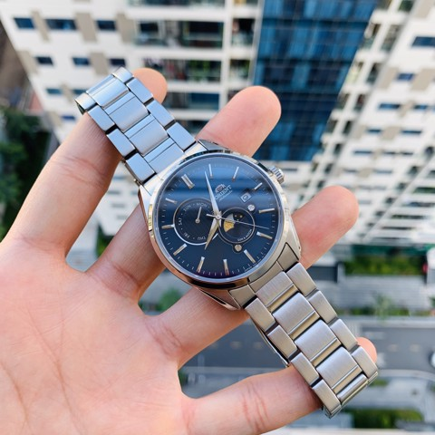 Orient Automatic SUN AND MOON Gen 5 RA-AK0303L10B ( RA-AK0303L00C )