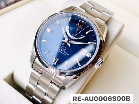 Orient Star Standard Blue RE-AU0005L00B