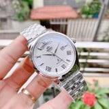 A1- Orient Automatic Day Date SEV0P002WH - Nội Địa NHật