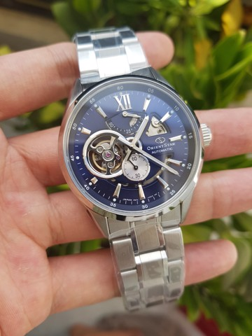 ORIENT STAR 2019 SEMI SKELETON RE-AV0003L00B