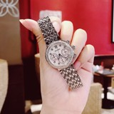 BULOVA 96R204 DIAMOND CHRONOGRAPH WATCH ( NỮ )