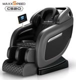 A - GHẾ MASSAGE MAXXSPEED CS20 - ĐEN