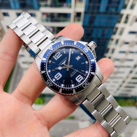 Longines HydroConquest Blue Dial L37424966