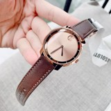 Movado Bold Leather Rose Gold 3600475 ( NỮ )