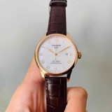 AUTOMATIC TISSOT LE LOCLE ROSEGOLD  Powermatic Watch T006.407.36.033.00 ( T0064073603300 )