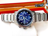 Citizen Eco-Drive World Time Perpetual AT9070-51L