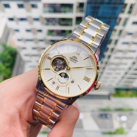 ORIENT SUN AND MOON GEN 4  RA-AS0001S10B ( RA-AS0001S00B )
