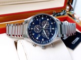 Citizen Eco-Drive Global Collection Chronograph AT2390-74L