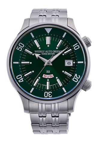 ORIENT Revival Collection Revival 70th Anniversary King Diver Limited RA-AA0D03E1HB ( RN-AA0D13E )