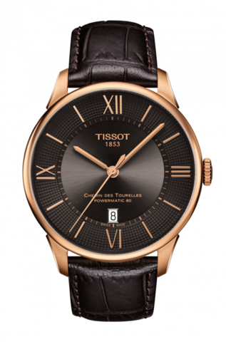 Tissot Chemin Des Tourelles Powermatic 80 Mens T099.407.36.448.00 (T0994073644800)