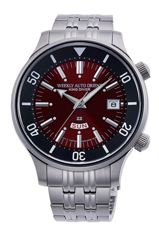 ORIENT Revival Collection Revival 70th Anniversary King Diver Limited RA-AA0D02R1HB ( RN-AA0D12R )