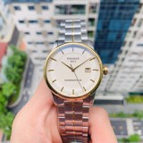 Automatic Tissot Luxury Powermatic 80 DemiGold - T086.407.22.261.00 ( T0864072226100 )