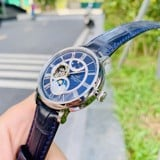 Orient Star Moonphase Blue - RE-AM0002L00B