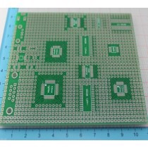 PCB DIY PCB adapter đa năng package SMD, 9x11cm