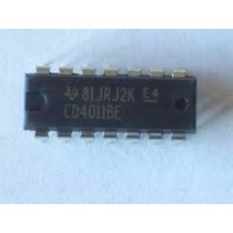IC CD4011 DIP-14