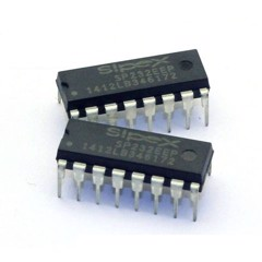 IC RS232-RS485 SP232EEP DIP-16
