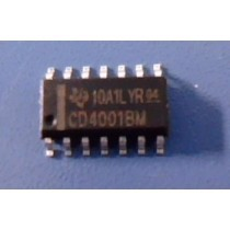 IC CD4001 SOP-14