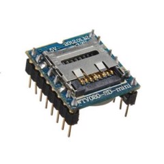 Module Micro SD audio WTV020