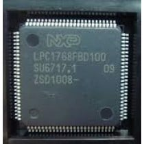 IC ARM LPC1768