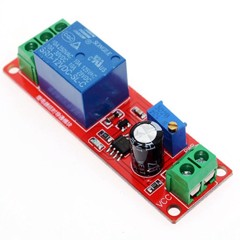 Module timing Module NE555 có relay 12V