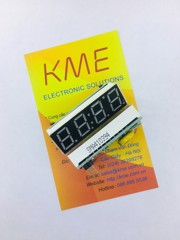 Module timing Module đồng hồ 0.36 inch