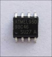 IC RAM, IC MEMORY AT93C46 SOIC-8