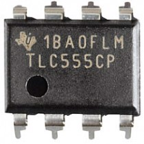 IC timing TLC555 TIMER 2.1MHZ 8-DIP