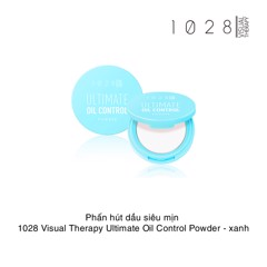 Phấn hút dầu siêu mịn 1028 Visual Therapy Ultimate Oil Control Powder