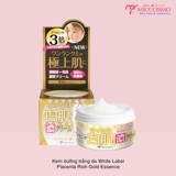 Kem dưỡng trắng chiết xuất Placenta và Collagen White Label Placenta Rich Gold Cream