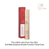 Tinh chất trị nám From Your Skin Anti Mela Essence Double Function Facial Care 15ml (Tuýp)