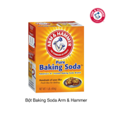 Bột Baking Soda Arm & Hammer