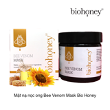 Mặt nạ nọc ong Bee Venom Mask Bio Honey